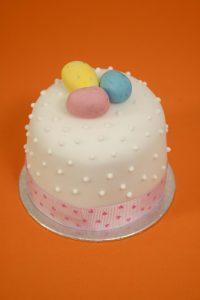 Mini Egg Fruit Cake