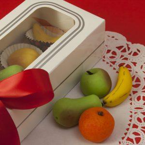 Marzipan fruit class 2